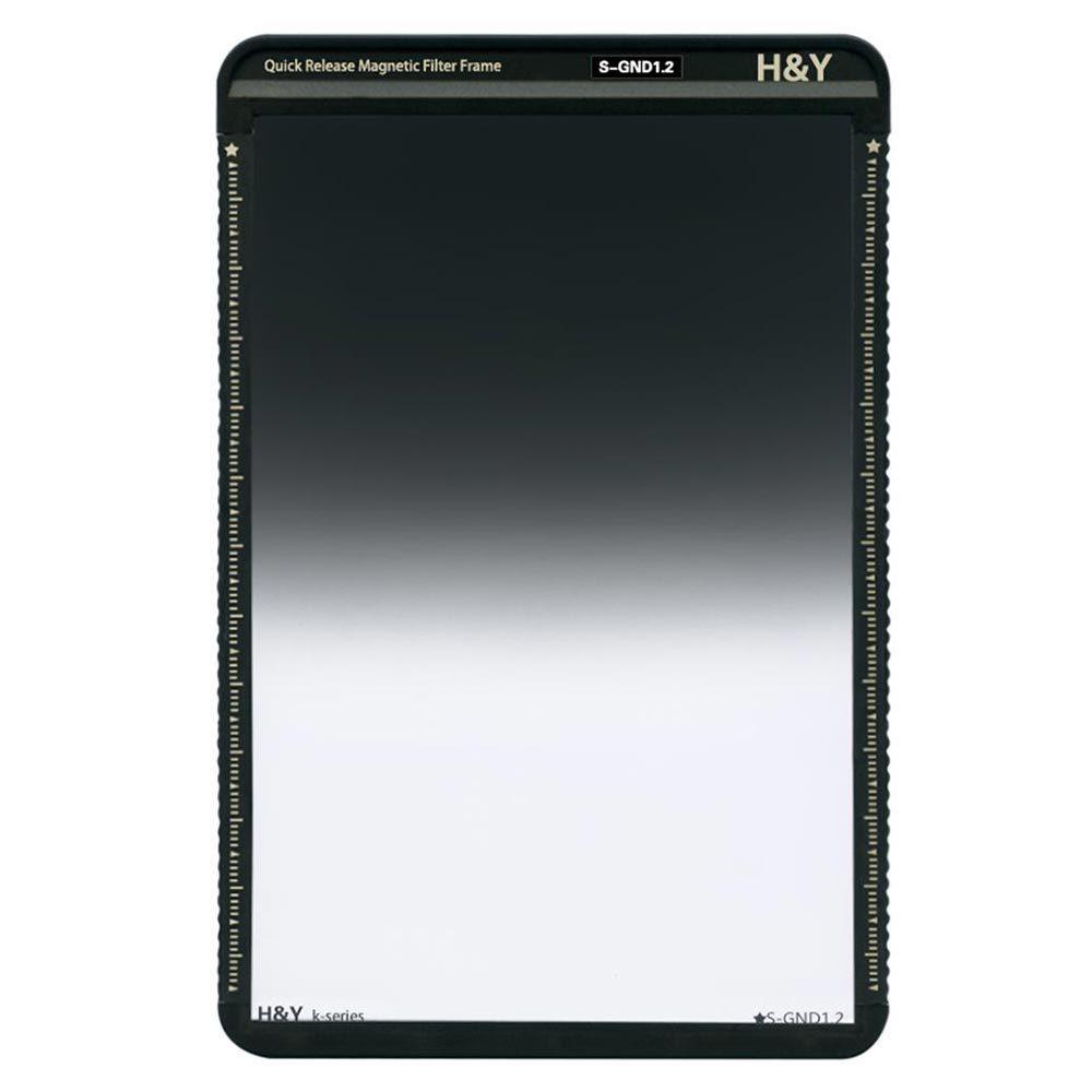 H&Y K-Series ND16 1.2 100x150mm Soft Grijsverloopfilter