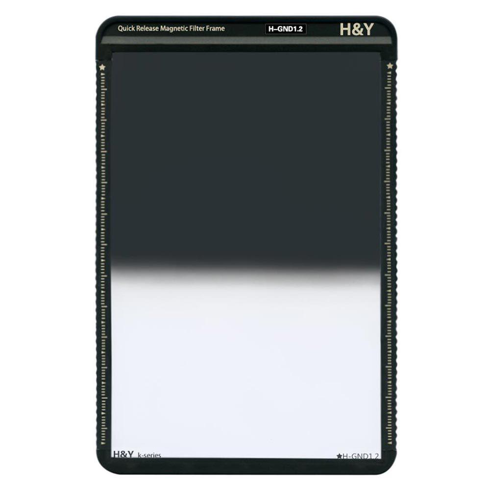 H&Y K-Series ND16 1.2 100x150mm Hard Grijsverloopfilter