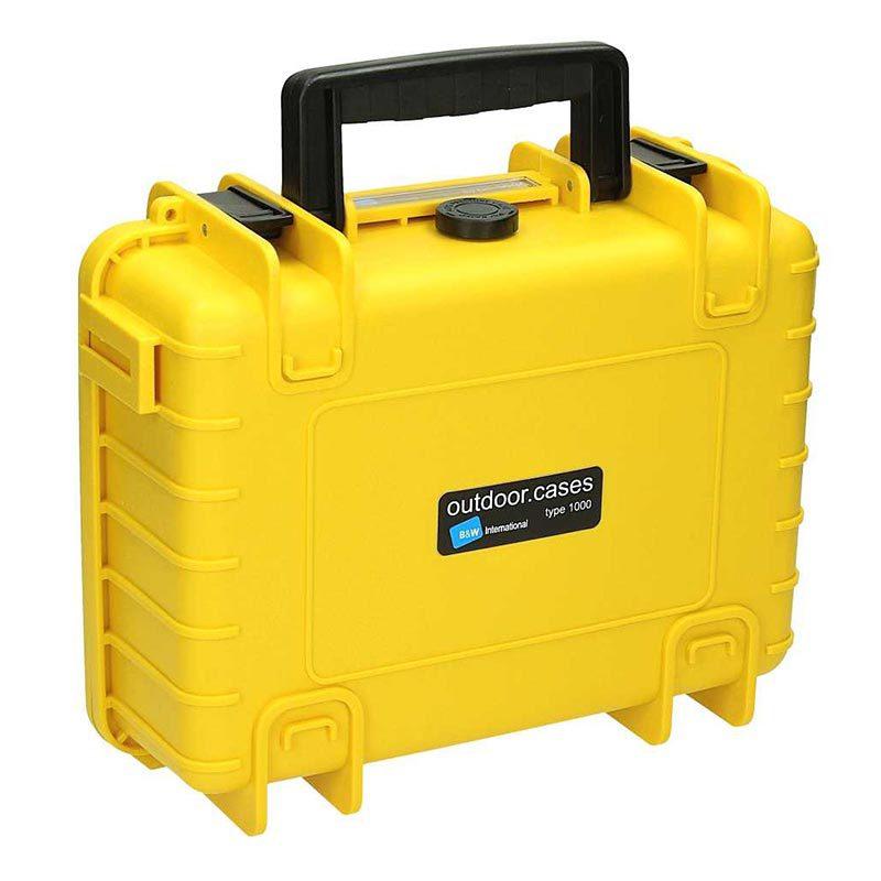 B Outdoor-Case Type 1000 Geel