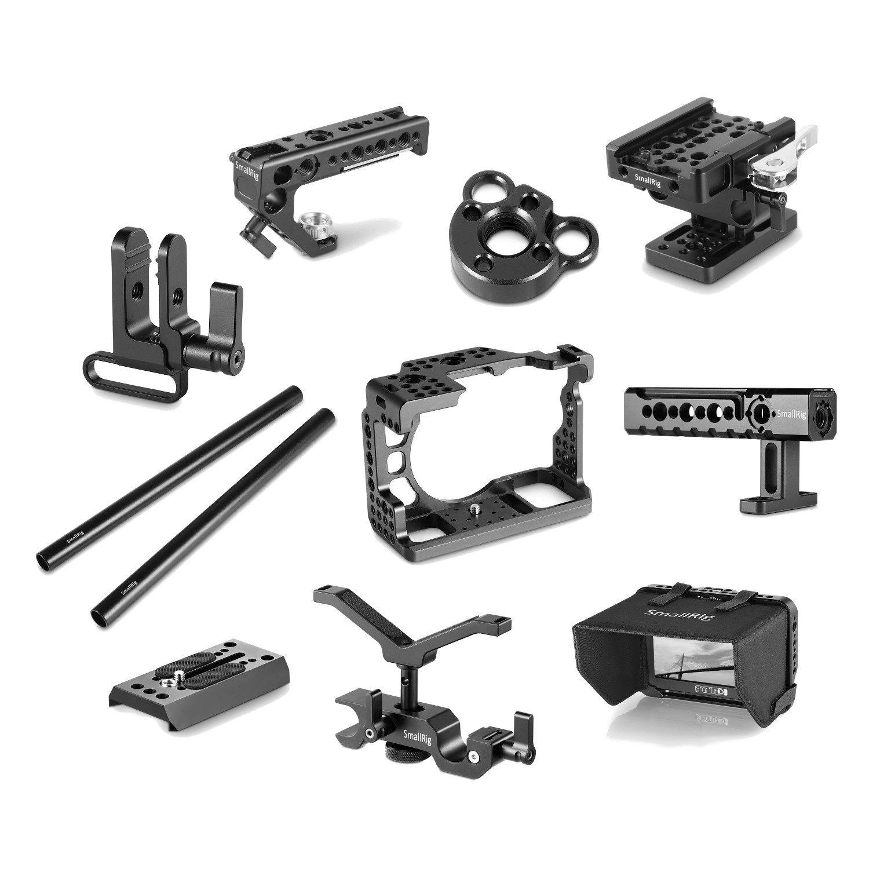 SmallRig complete kit voor de Sony A7III met korting