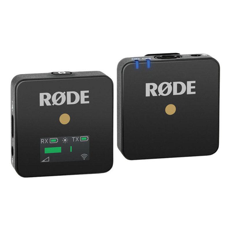 Rode Wireless GO microfoon