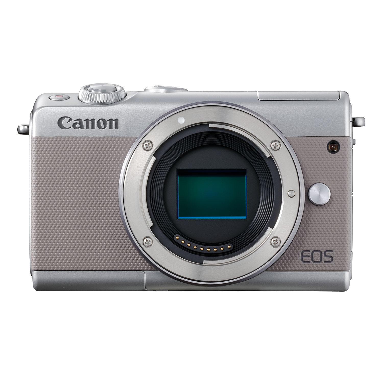 Canon EOS M100 systeemcamera Body Grijs open-box <br/>€ 209.00 <br/> <a href='https://www.cameranu.nl/fotografie/?tt=12190_474631_241358_&r=https%3A%2F%2Fwww.cameranu.nl%2Fnl%2Fp2975115%2Fcanon-eos-m100-systeemcamera-body-grijs-open-box%3Fchannable%3De10841.Mjk3NTExNQ%26utm_campaign%3D%26utm_content%3DEOS%2BM%2Bsysteemcamera%26utm_source%3DTradetracker%26utm_medium%3Dcpc%26utm_term%3DDigitale%2Bcamera%26apos%3Bs' target='_blank'>naar de winkel</a>