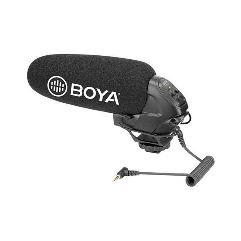 Afbeelding van Boya BY BM3031 Condensator Shotgun Richtmicrofoon