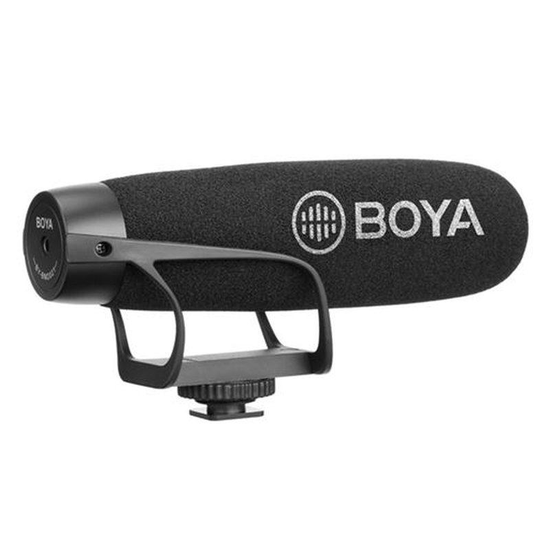 Afbeelding van Boya BY BM2021 Condensator Shotgun Richtmicrofoon