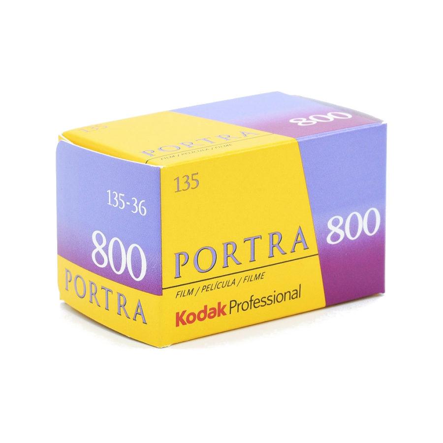 Kodak Portra 800 135-36 met korting