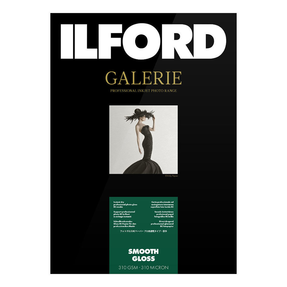 ILFORD SMOOTH GLOSS 310 GPSGP A3 25VEL