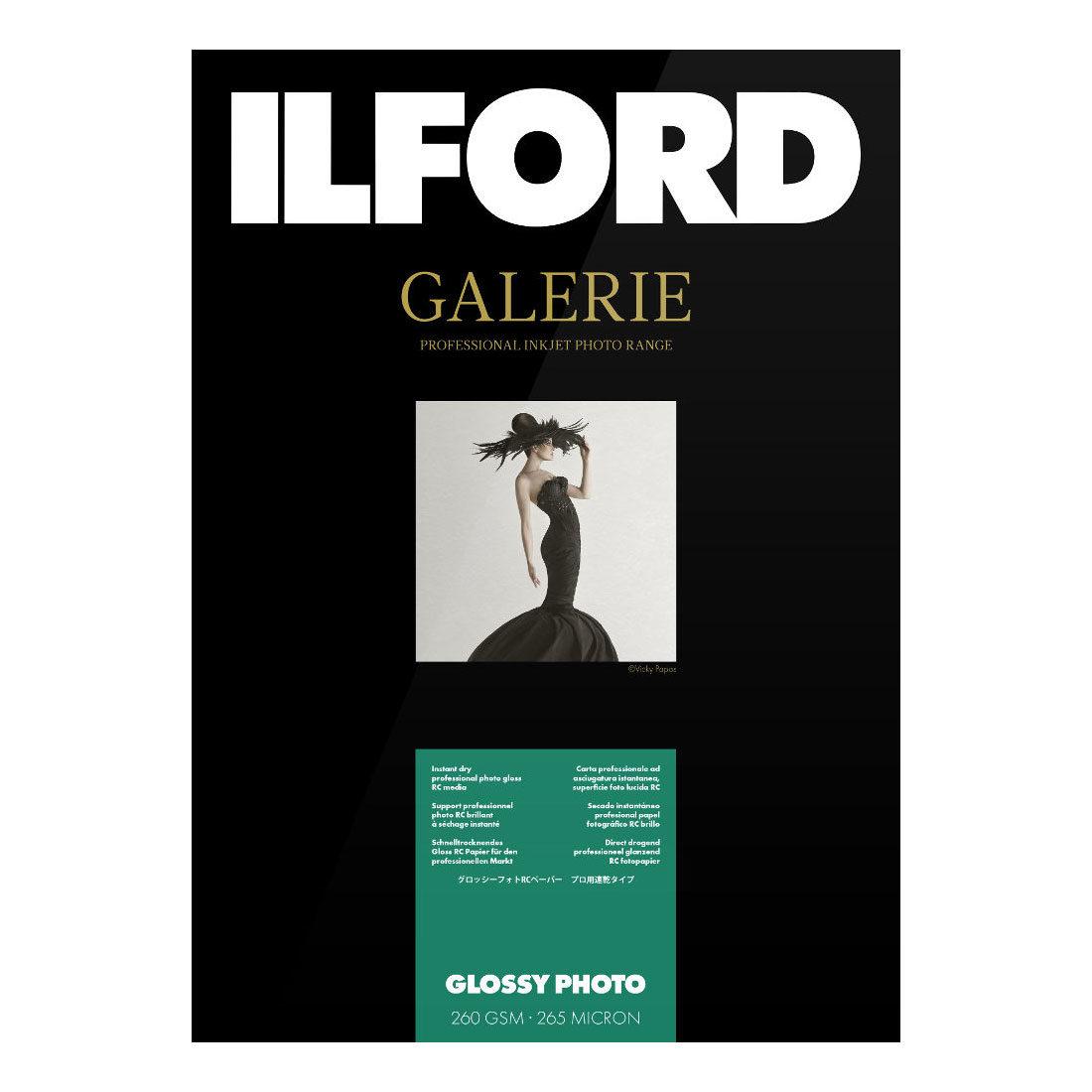 Ilford Galerie Prestige Gloss A3 260g 25 Vel