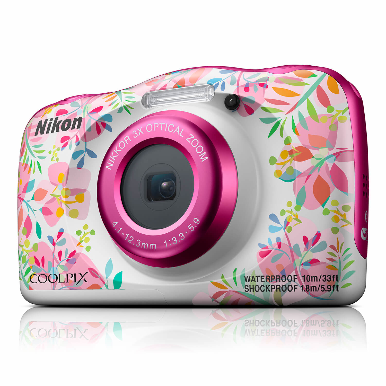 Nikon Coolpix W150 compact camera Flowers