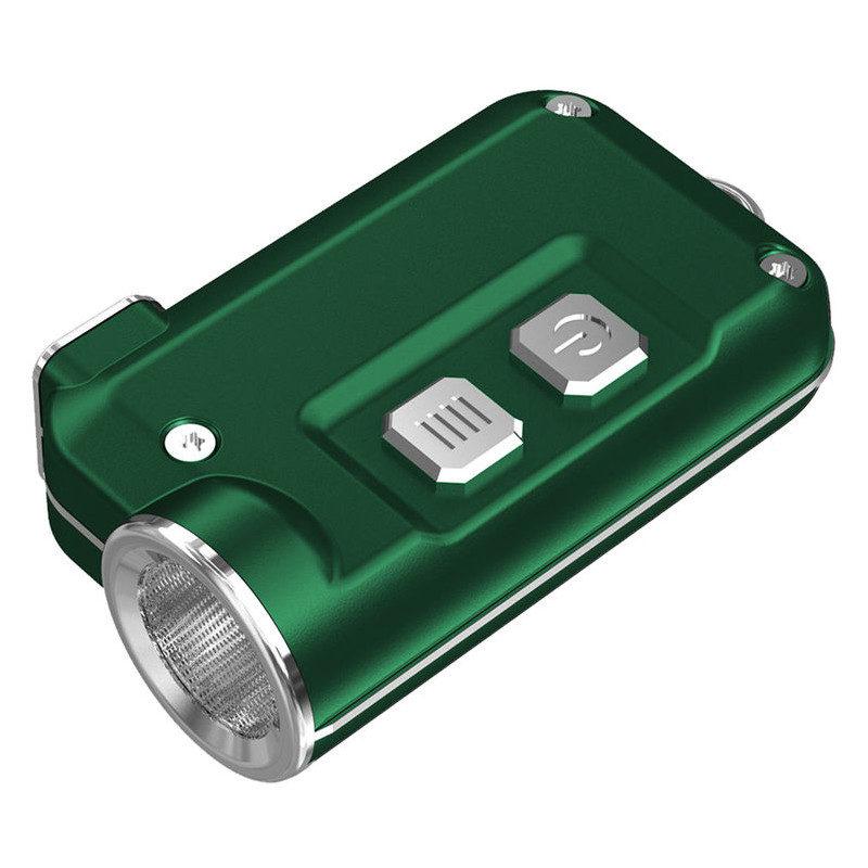 Nitecore TINI sleutelhangerlamp Green