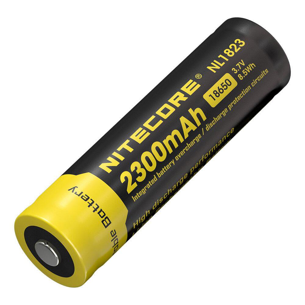 Nitecore NL1823 batterij 2300mAh