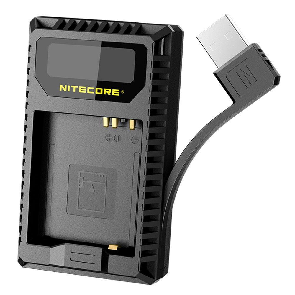 Nitecore UL109 USB Travel Charger