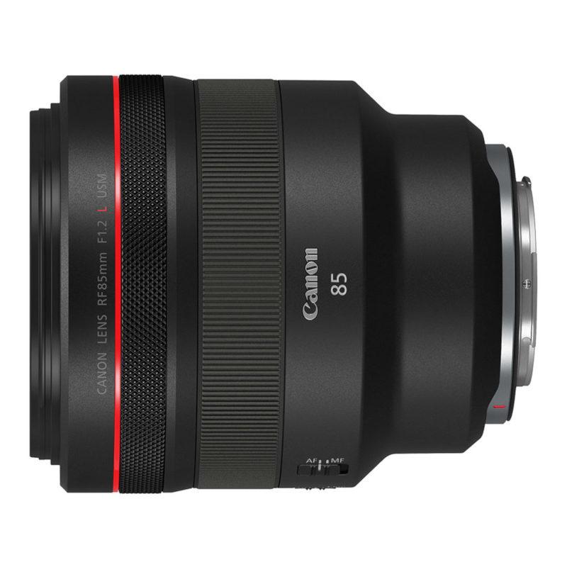 Canon RF 85mm f/1.2L USM objectief