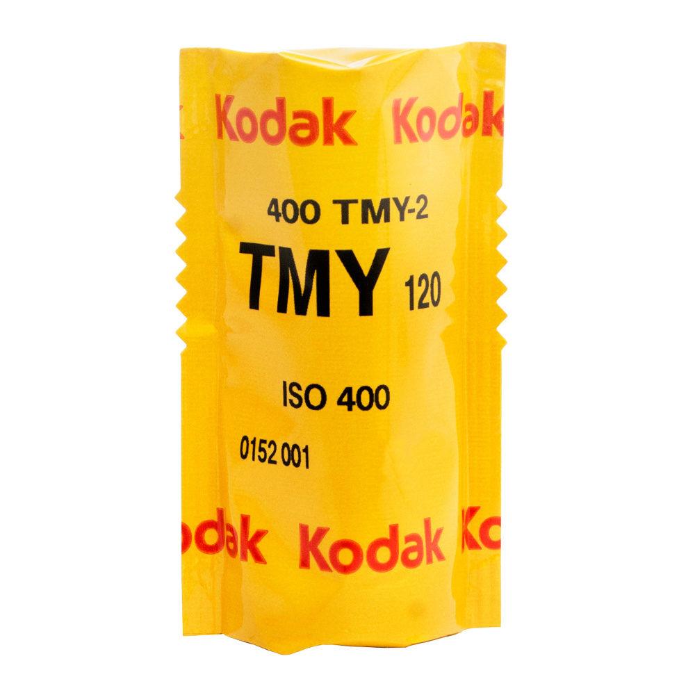 Kodak TMY 400 120