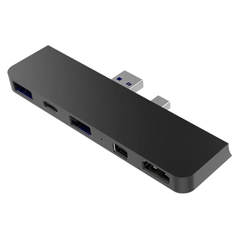 Hyper HyperDrive Surface Pro Black