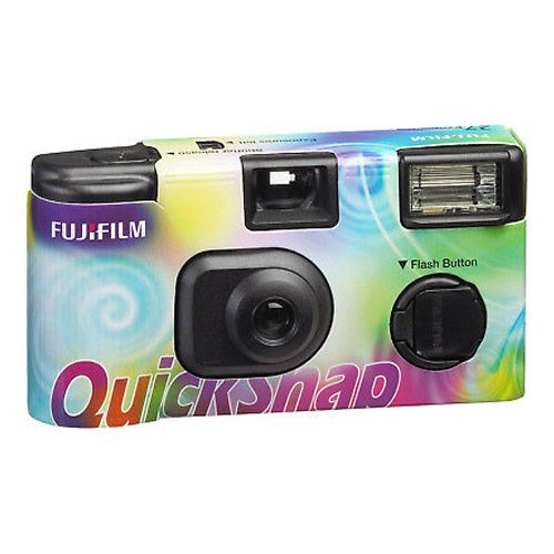 Fujifilm Quicksnap Flash 27 wegwerpcamera