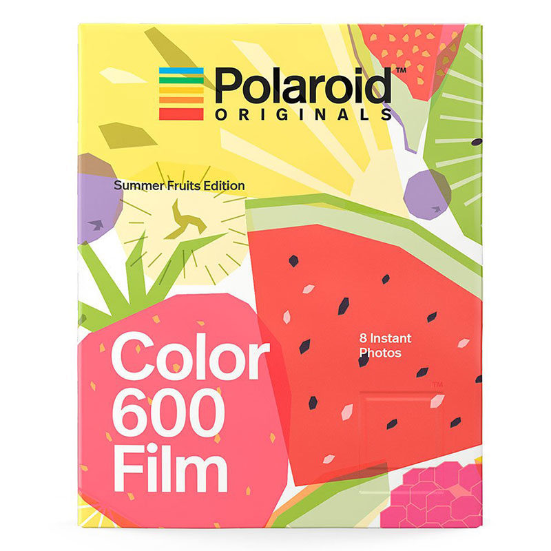 Polaroid Originals Color Film Summer Fruits voor 600