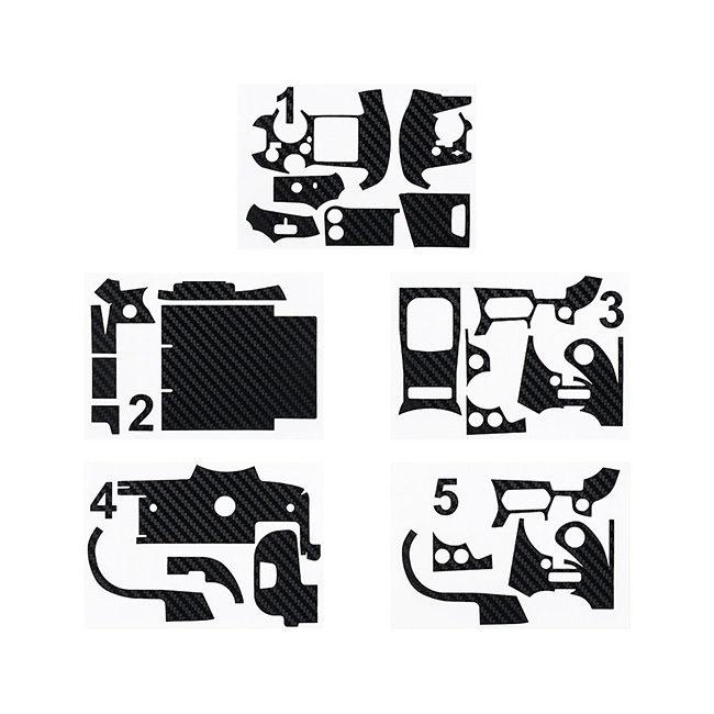 Kiwi KS-RCF Camera Carbon Fiber Film Grip