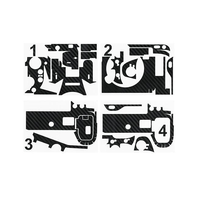 Kiwi KS-A7M3CF Camera Carbon Fiber Film Grip