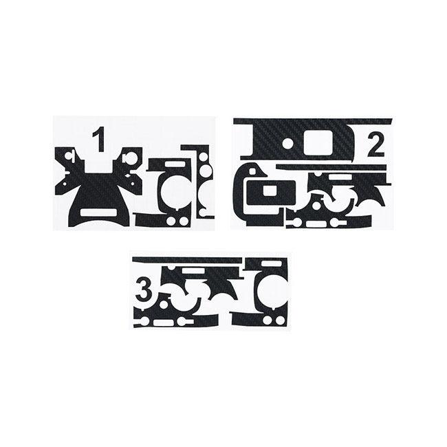 Kiwi KS-XT3CF Camera Carbon Fiber Film Grip