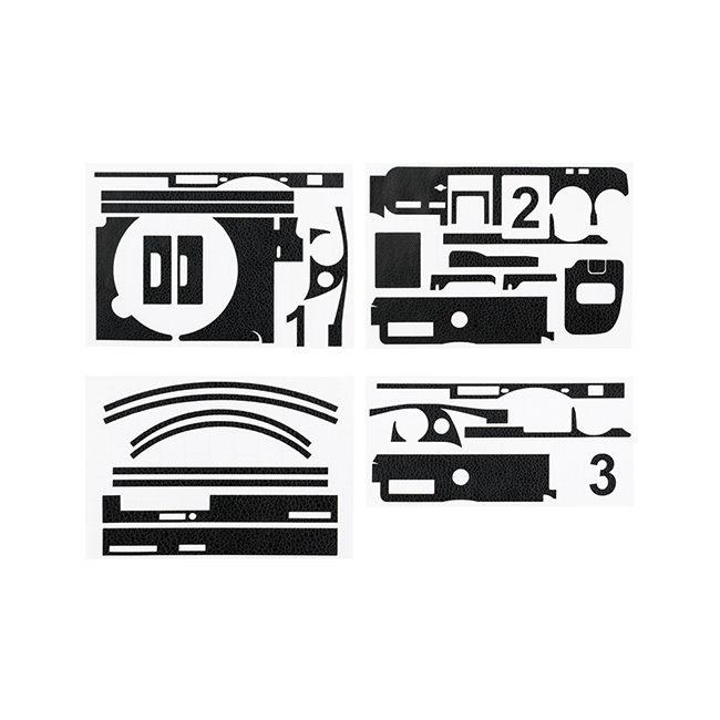 Kiwi KS-A6400L Camera Leather Decoration Grip