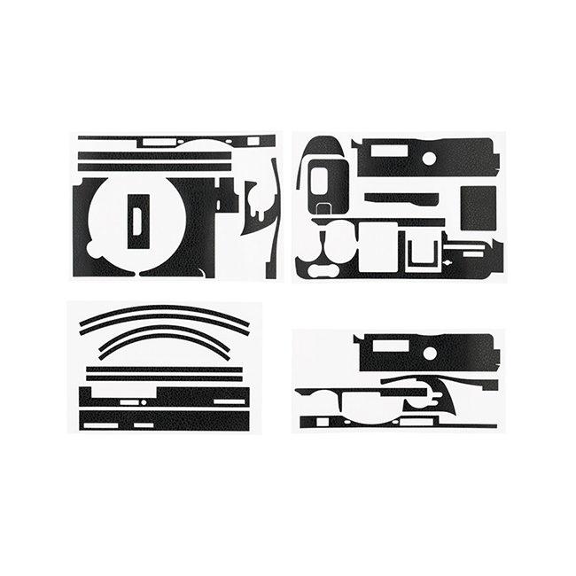 Kiwi KS-A6500L Camera Leather Decoration Grip