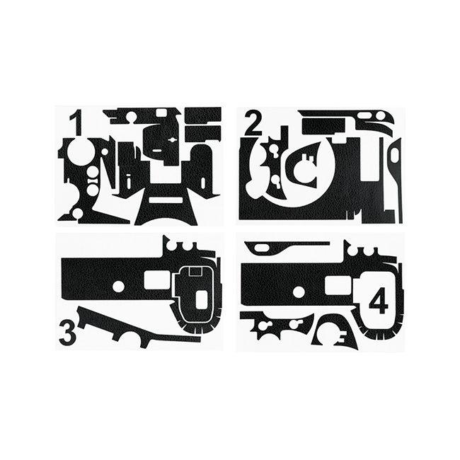 Kiwi KS-A7M3L Camera Leather Decoration Grip