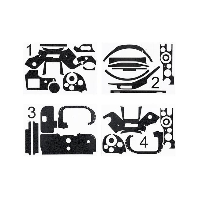 Kiwi KS-Z7L Camera Leather Decoration Grip