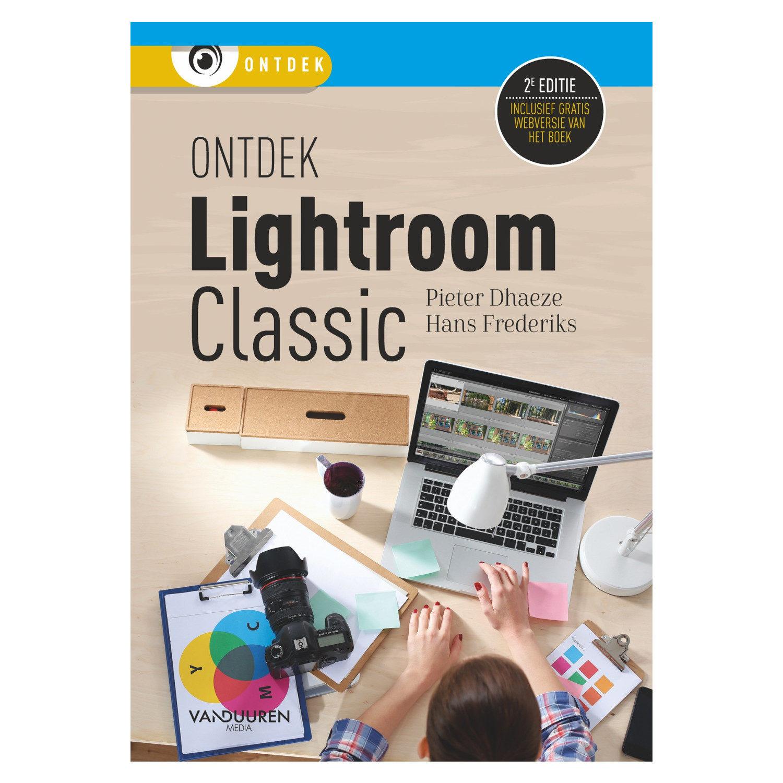 Ontdek Lightroom Classic CC, 2e editie - Pieter Dhaeze