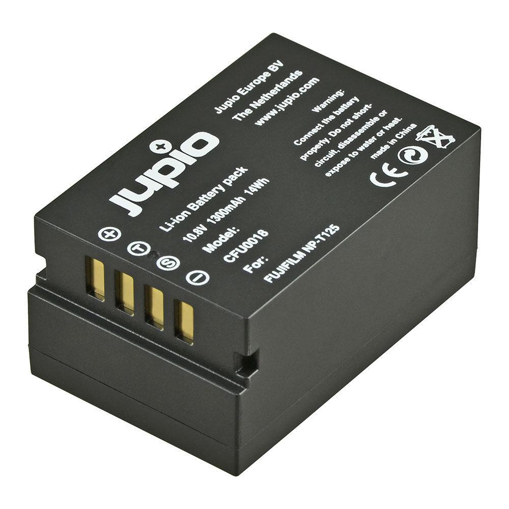 Fujifilm NP-T125 accu (Merk Jupio)