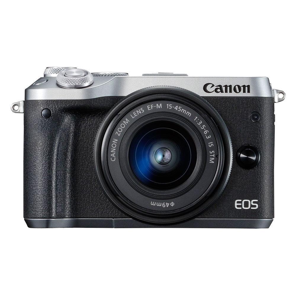 Canon EOS M6 systeemcamera Zilver + 15-45mm IS STM open-box <br/>€ 499.00 <br/> <a href='https://www.cameranu.nl/fotografie/?tt=12190_474631_241358_&r=https%3A%2F%2Fwww.cameranu.nl%2Fnl%2Fp3039035%2Fcanon-eos-m6-systeemcamera-zilver-15-45mm-is-stm-open-box%3Fchannable%3De10841.MzAzOTAzNQ%26utm_campaign%3D%26utm_content%3DEOS%2BM%2Bsysteemcamera%26utm_source%3DTradetracker%26utm_medium%3Dcpc%26utm_term%3DDigitale%2Bcamera%26apos%3Bs' target='_blank'>naar de winkel</a>