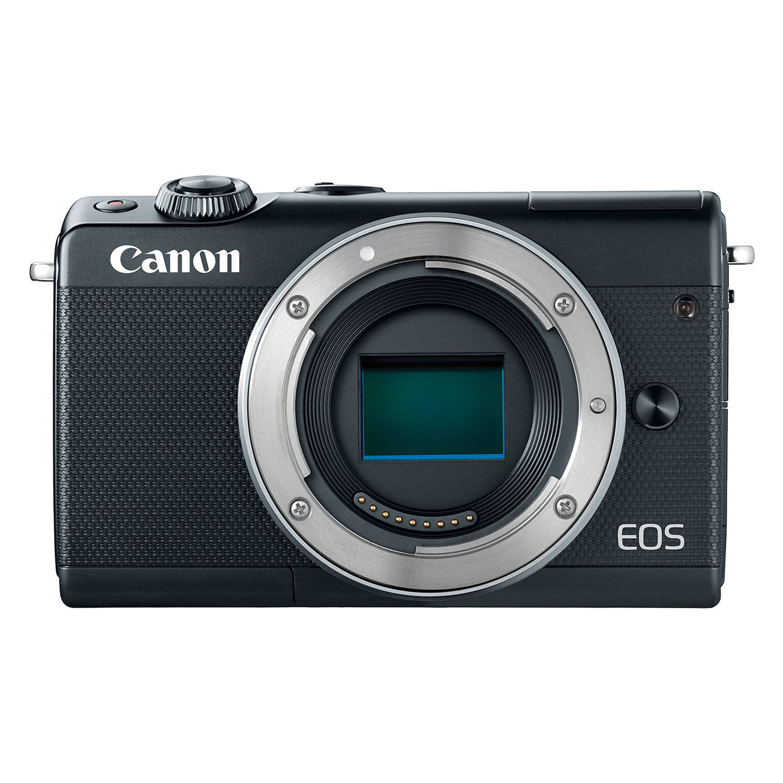 Canon EOS M100 systeemcamera Body Zwart open-box <br/>€ 199.00 <br/> <a href='https://www.cameranu.nl/fotografie/?tt=12190_474631_241358_&r=https%3A%2F%2Fwww.cameranu.nl%2Fnl%2Fp3038935%2Fcanon-eos-m100-systeemcamera-body-zwart-open-box%3Fchannable%3De10841.MzAzODkzNQ%26utm_campaign%3D%26utm_content%3DEOS%2BM%2Bsysteemcamera%26utm_source%3DTradetracker%26utm_medium%3Dcpc%26utm_term%3DDigitale%2Bcamera%26apos%3Bs' target='_blank'>naar de winkel</a>