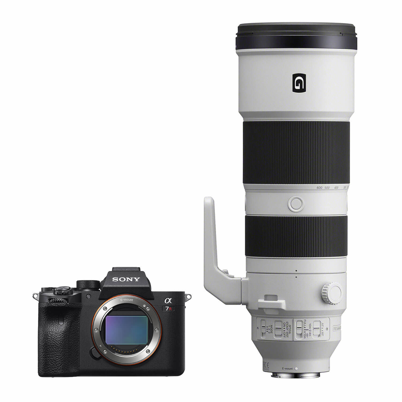 Sony Alpha A7R IV systeemcamera + 200-600mm f/5.6-6.3 G OSS