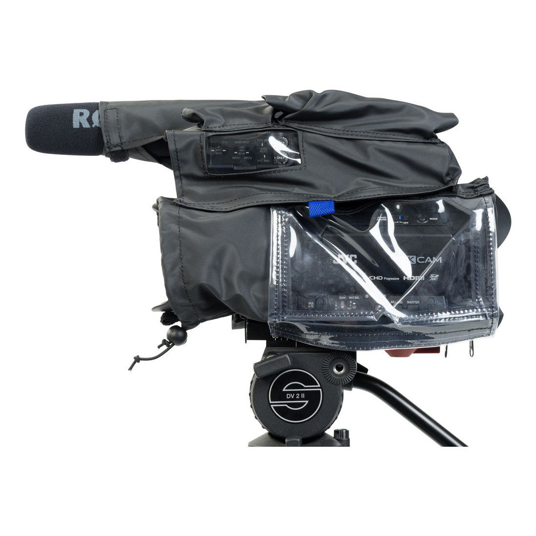 camRade WetSuit voor JVC GY-HM 180-250