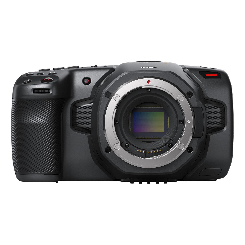 Blackmagic Pocket Cinema 6K videocamera Body (EF)