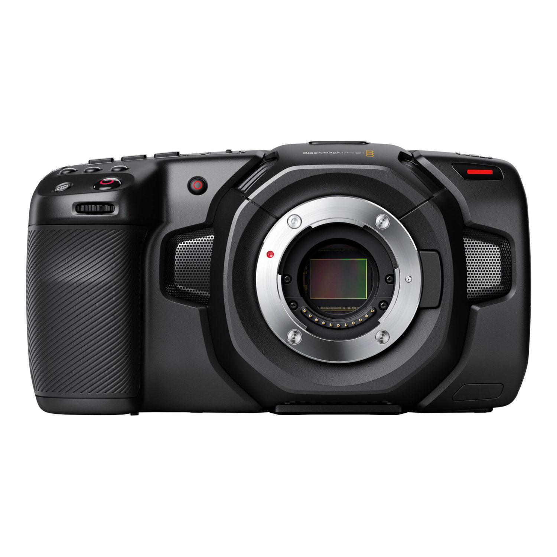 Blackmagic Pocket Cinema 4K videocamera Body (MFT)