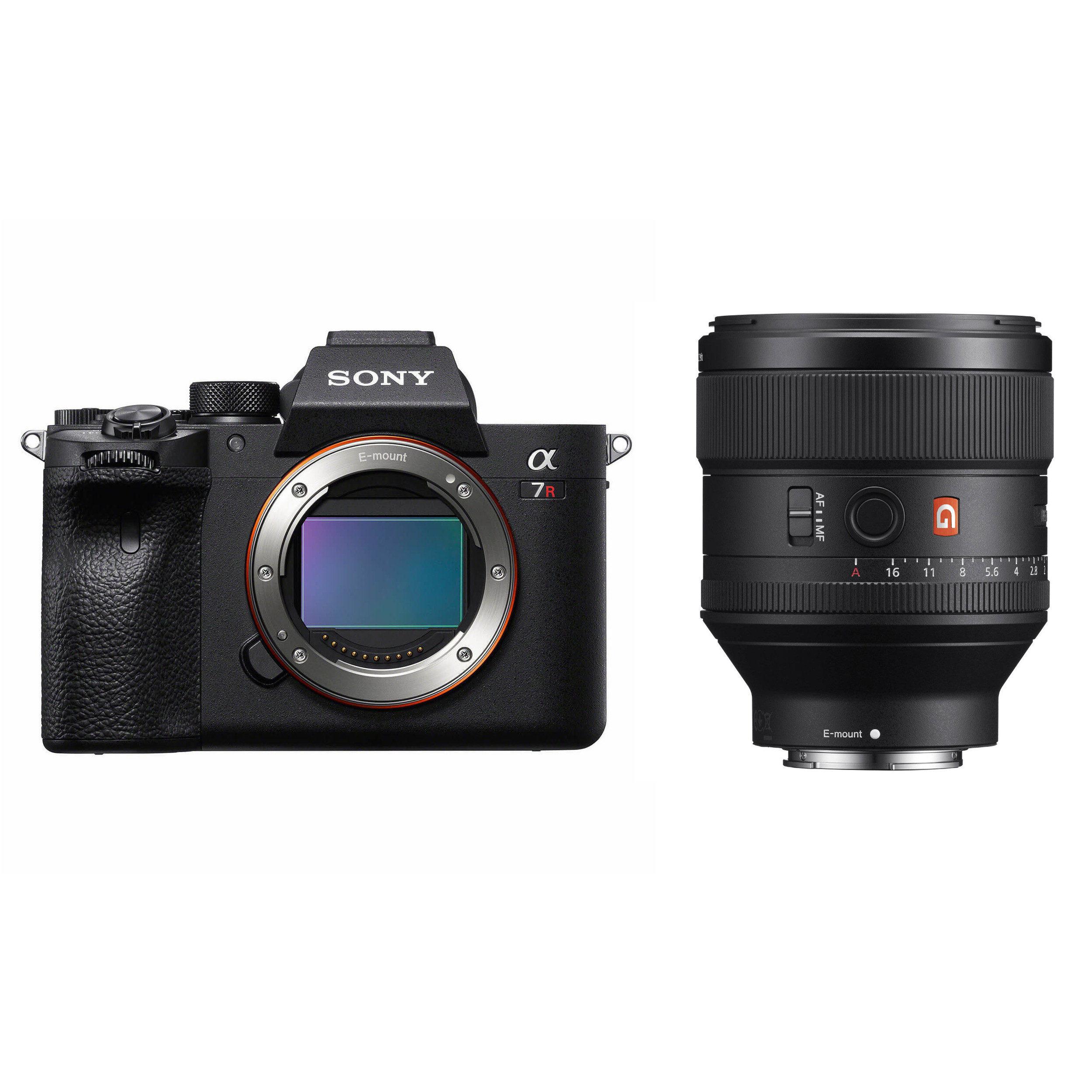 Sony Alpha A7R III systeemcamera + 85mm f/1.4 GM