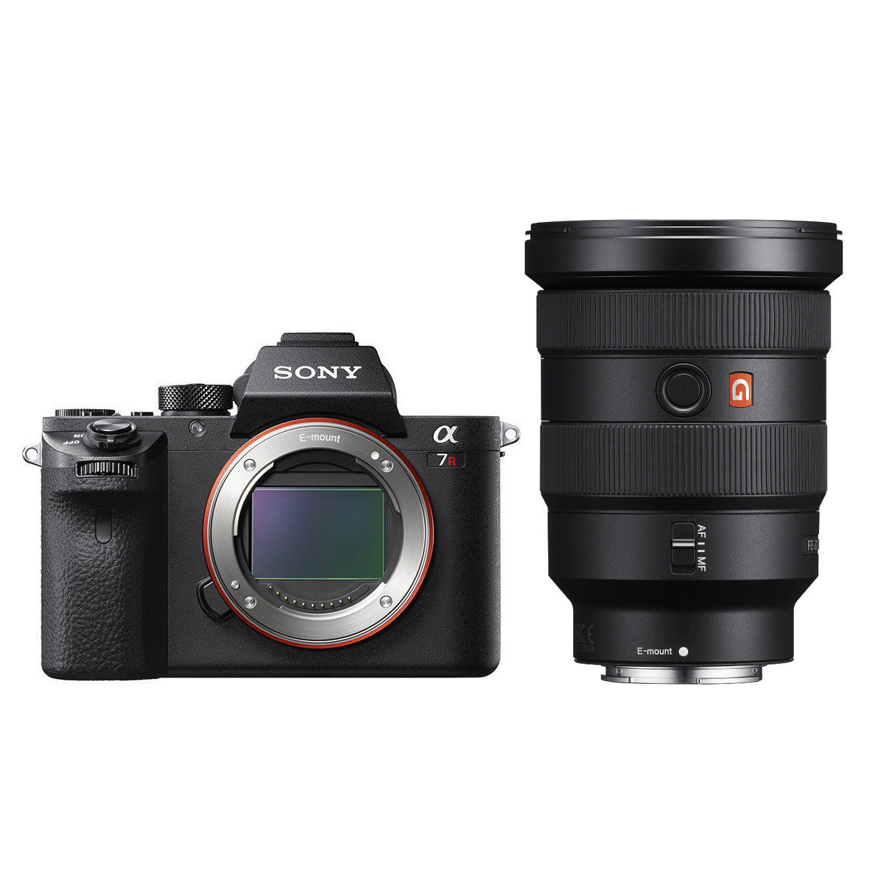 Sony Alpha A7R II systeemcamera + 16-35mm f/2.8 GM