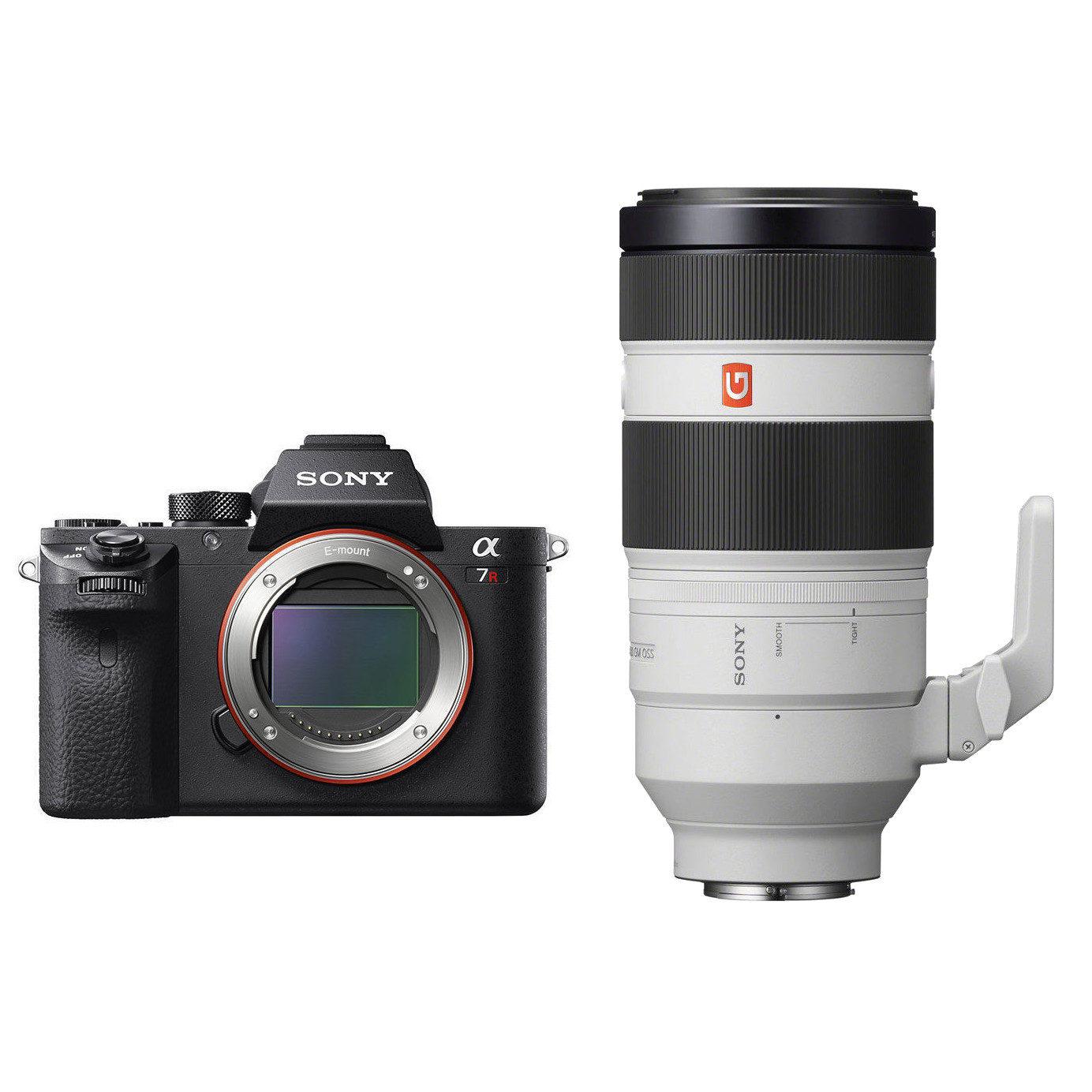 Sony Alpha A7R II systeemcamera + 100-400mm f/4.5-5.6 GM