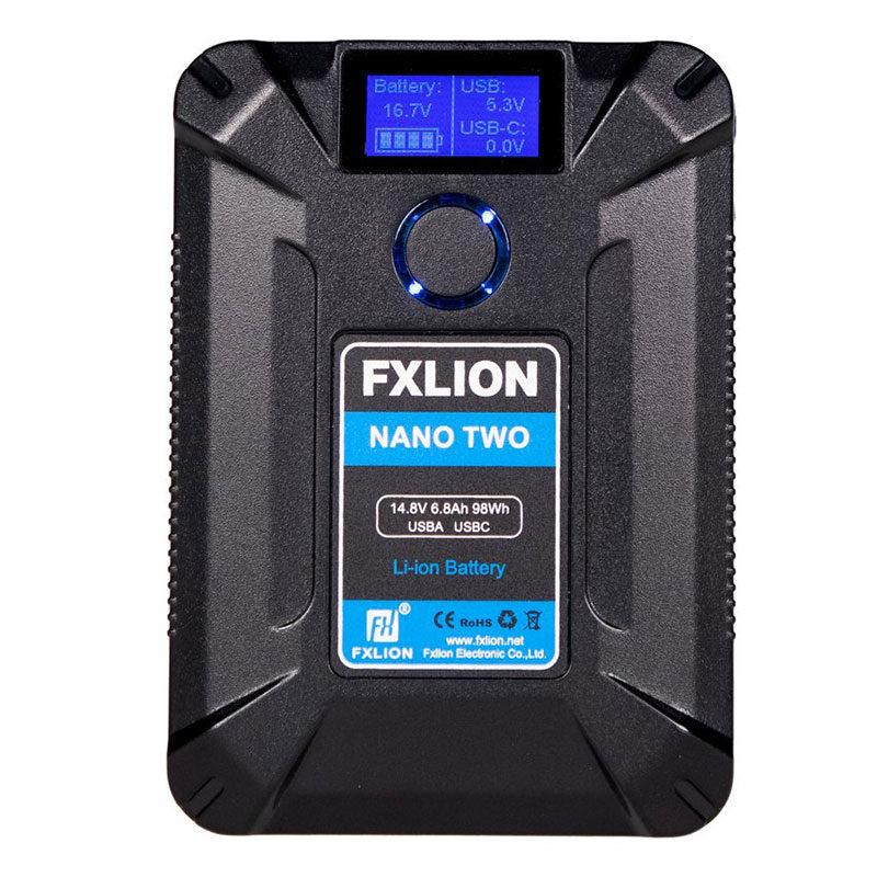 Fxlion FX-NANO2 Nano Two 14.8V/98WH V-Lock