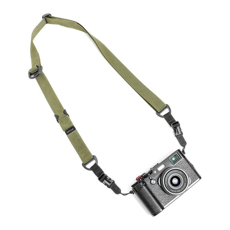 DSPTCH 1 Quick Adjust Camera Sling Strap Olive