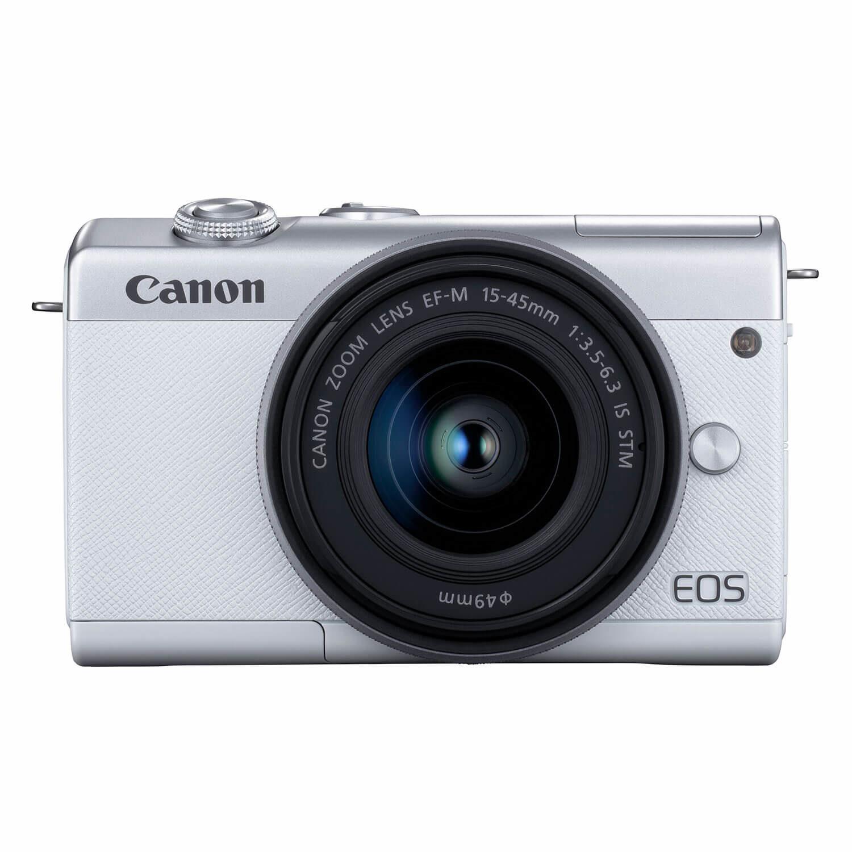 Canon EOS M200 systeemcamera Wit + 15-45mm IS STM <br/>€ 519.00 <br/> <a href='https://www.cameranu.nl/fotografie/?tt=12190_474631_241358_&r=https%3A%2F%2Fwww.cameranu.nl%2Fnl%2Fp3112887%2Fcanon-eos-m200-systeemcamera-wit-15-45mm-is-stm%3Fchannable%3De10841.MzExMjg4Nw%26utm_campaign%3D%26utm_content%3DEOS%2BM%2Bsysteemcamera%26utm_source%3DTradetracker%26utm_medium%3Dcpc%26utm_term%3DDigitale%2Bcamera%26apos%3Bs' target='_blank'>naar de winkel</a>