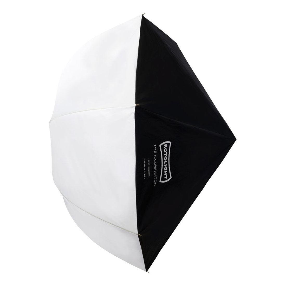 Rotolight Illuminator Light Modifier + Umbrella Mount