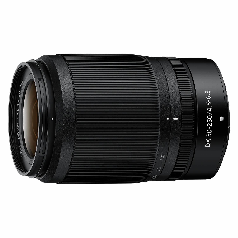 Nikon Z DX 50-250mm f/4.5-6.3 VR objectief