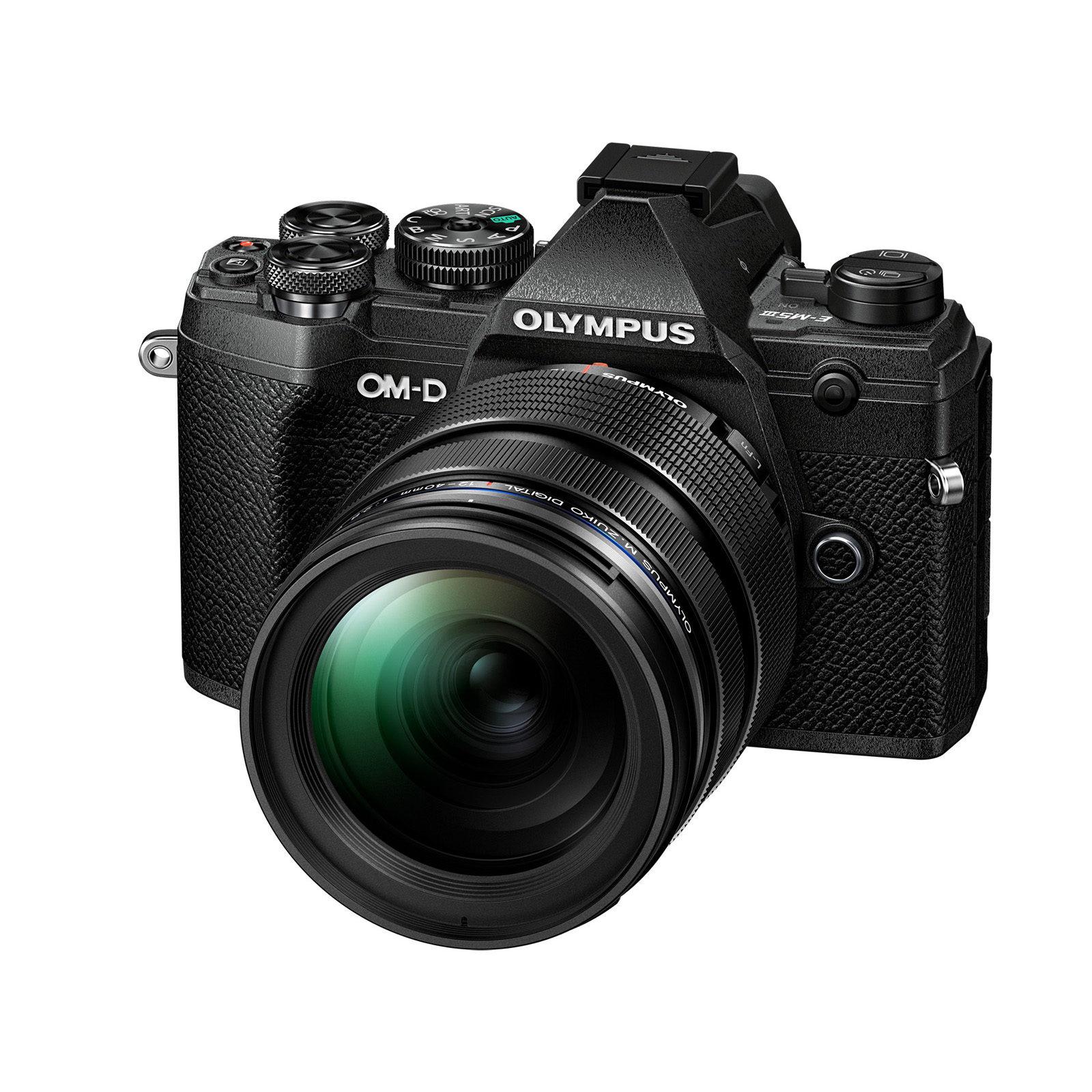 Olympus OM-D E-M5 Mark III systeemcamera Zwart + 12-40mm <br/>€ 1799.00 <br/> <a href='https://www.cameranu.nl/fotografie/?tt=12190_474631_241358_&r=https%3A%2F%2Fwww.cameranu.nl%2Fnl%2Fp3130122%2Folympus-om-d-e-m5-mark-iii-systeemcamera-zwart-12-40mm%3Fchannable%3De10841.MzEzMDEyMg%26utm_campaign%3D%26utm_content%3DOM-D%2Bserie%26utm_source%3DTradetracker%26utm_medium%3Dcpc%26utm_term%3DDigitale%2Bcamera%26apos%3Bs' target='_blank'>naar de winkel</a>