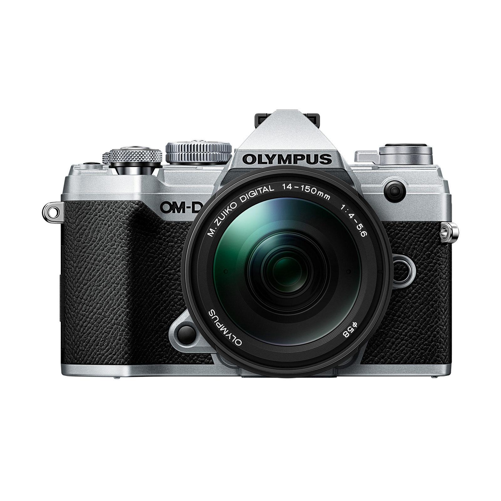 Olympus OM-D E-M5 Mark III systeemcamera Zilver + 14-150mm Zwart <br/>€ 1429.00 <br/> <a href='https://www.cameranu.nl/fotografie/?tt=12190_474631_241358_&r=https%3A%2F%2Fwww.cameranu.nl%2Fnl%2Fp3130147%2Folympus-om-d-e-m5-mark-iii-systeemcamera-zilver-14-150mm-zwart%3Fchannable%3De10841.MzEzMDE0Nw%26utm_campaign%3D%26utm_content%3DOM-D%2Bserie%26utm_source%3DTradetracker%26utm_medium%3Dcpc%26utm_term%3DDigitale%2Bcamera%26apos%3Bs' target='_blank'>naar de winkel</a>