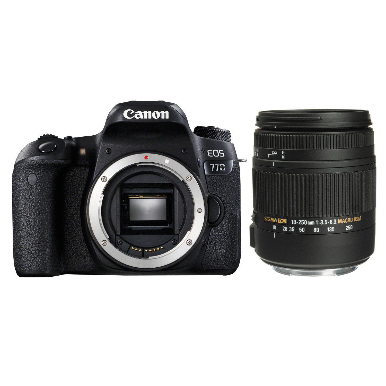 Canon EOS 77D DSLR + Sigma 18-250mm f/3.5-6.3 DC OS HSM Macro <br/>€ 939.00 <br/> <a href='https://www.cameranu.nl/fotografie/?tt=12190_474631_241358_&r=https%3A%2F%2Fwww.cameranu.nl%2Fnl%2Fp3130187%2Fcanon-eos-77d-dslr-sigma-18-250mm-f-3-5-6-3-dc-os-hsm-macro%3Fchannable%3De10841.MzEzMDE4Nw%26utm_campaign%3D%26utm_content%3DEOS%2Bspiegelreflex%26utm_source%3DTradetracker%26utm_medium%3Dcpc%26utm_term%3DDigitale%2Bcamera%26apos%3Bs' target='_blank'>naar de winkel</a>