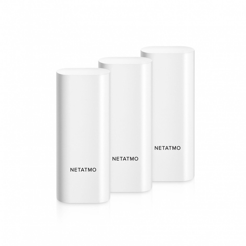 Netatmo Slimme Deur- en Raamsensoren Triple Pack