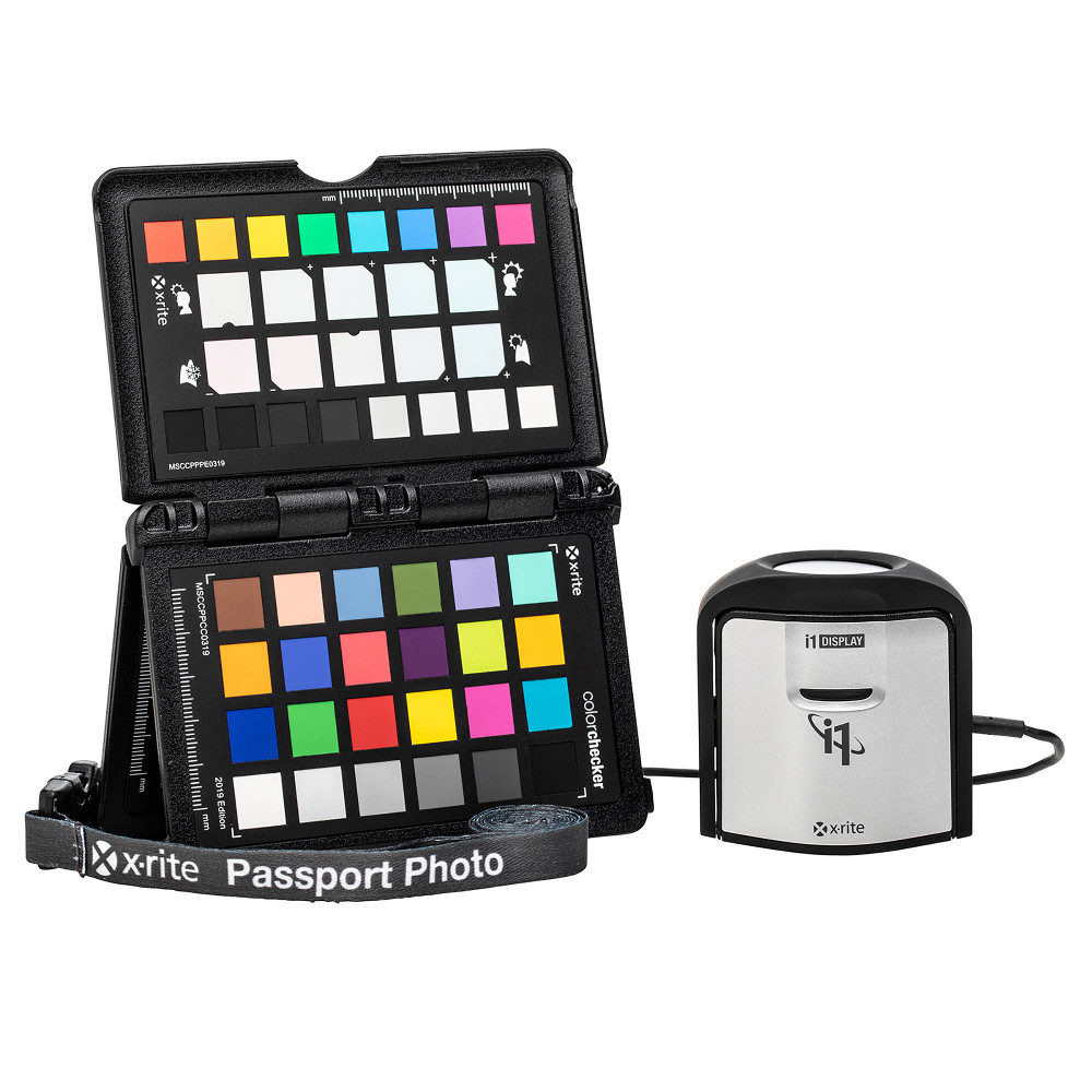 X-Rite ColorChecker i1 Pro Photo Kit
