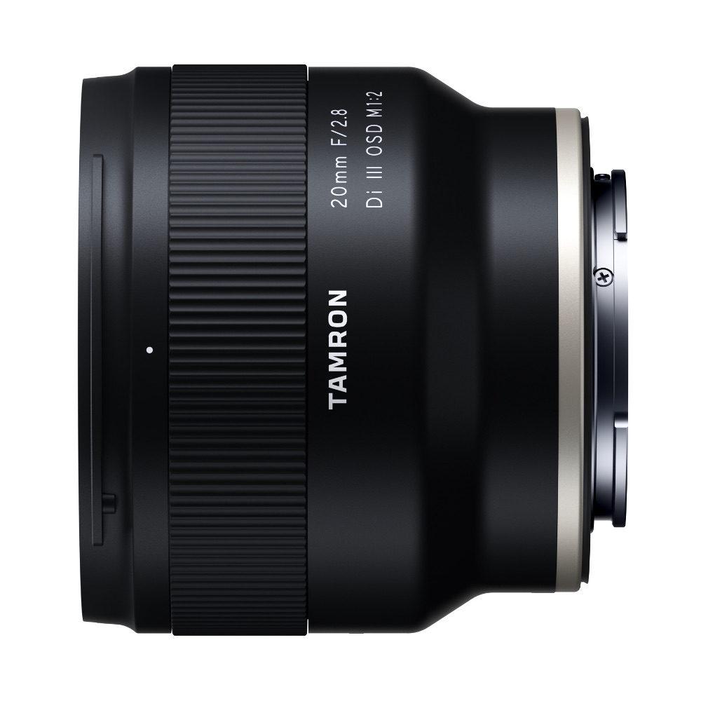 Tamron 20mm f/2.8 DI III OSD Macro 1:2 Sony E-mount objectief
