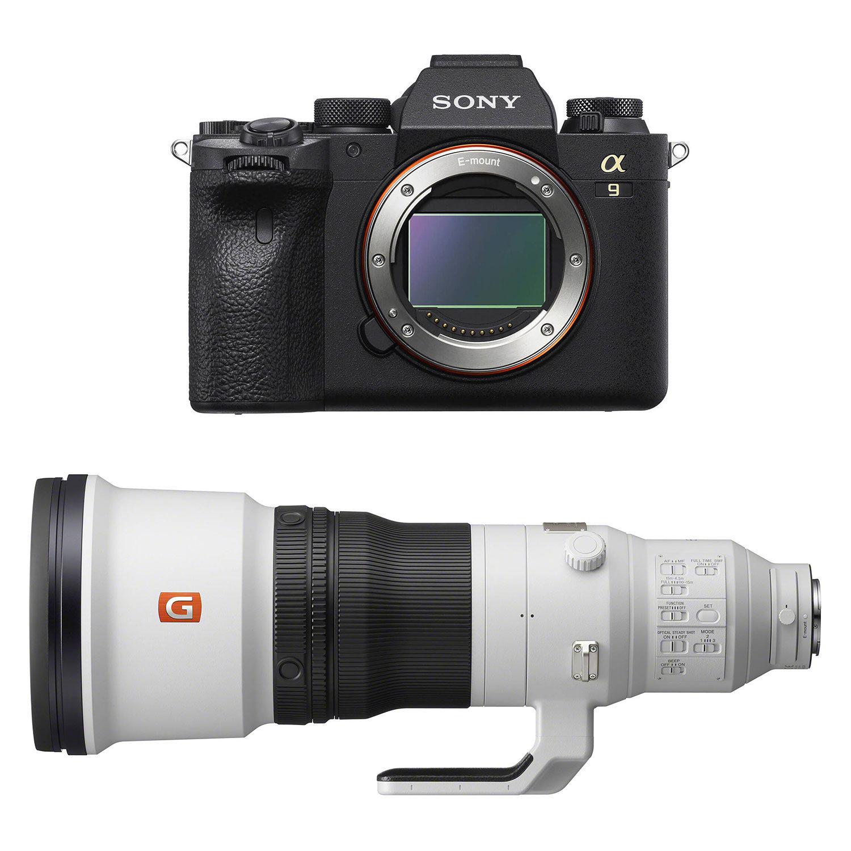 Sony Alpha A9 II systeemcamera + 600mm f/4.0 GM